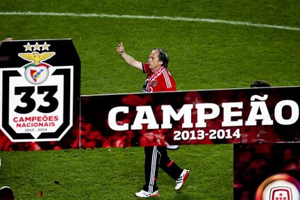 Benfica campeão 2013/2014