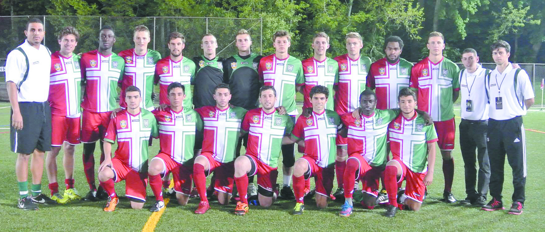 NJ Luso Parma