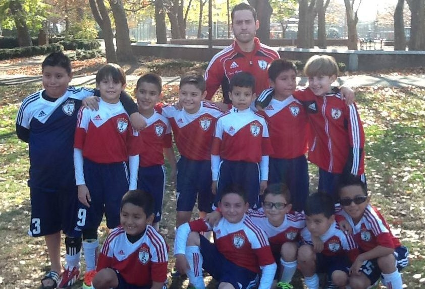 Ironbound Soccer Club Eagles