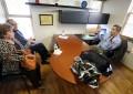 NEWARK, NJ: Vereador Aníbal Ramos inaugurou  Little City Hall no Bairro Norte