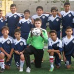 Bulldogs (sub-13) do Ironbound SC