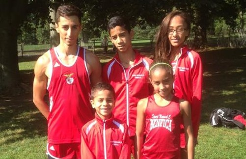 Sport Newark e Benfica