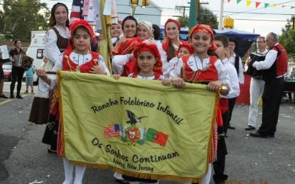 Festa do Folclore Infantil foi um sucesso na ACP em Kearny