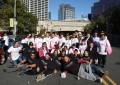 NEWARK, NJ: Mais de 500 pessoas marcharam unidas contra o cancro