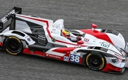 Filipe Albuquerque terceiro no Estoril