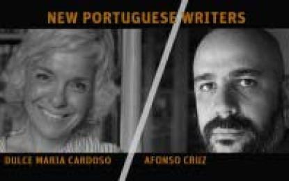 Arte Institute presents New Portuguese Writers