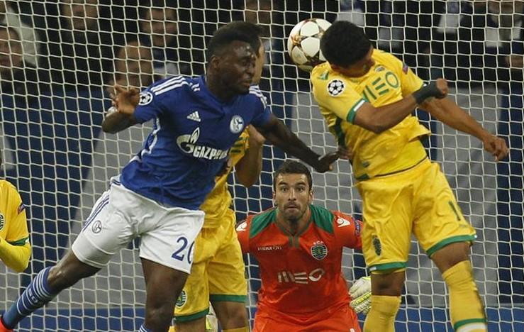 Schalke 04-Sporting