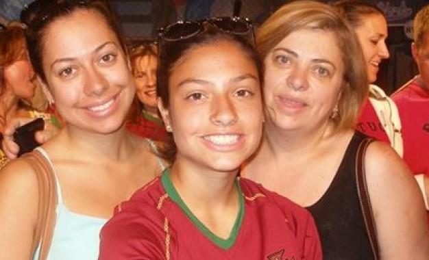 Luso-americana Joanna Seca marca na despedida da selecção portuguesa de sub-17