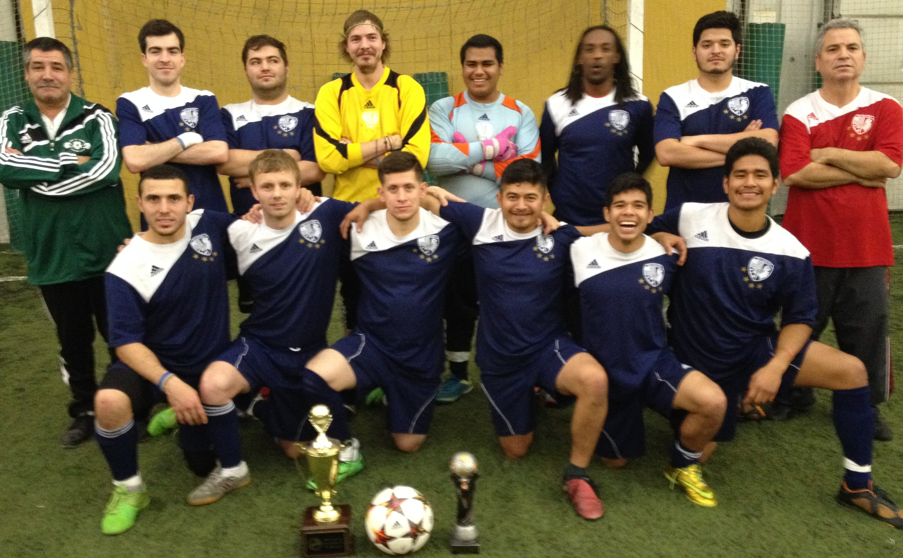 New Jersey Deaf Soccer