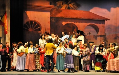 Singers invited to audition for New Jersey Association of Verismo Opera Chorus