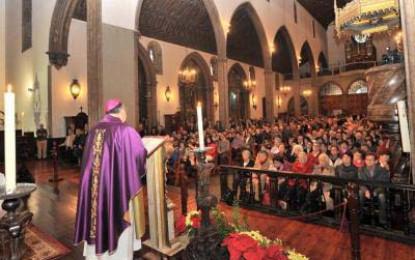 Missas do parto antecedem  a festa de Natal na Madeira