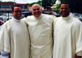 Francisco Mendonça e Danny Rodrigues ordenados diáconos na catedral de Newark