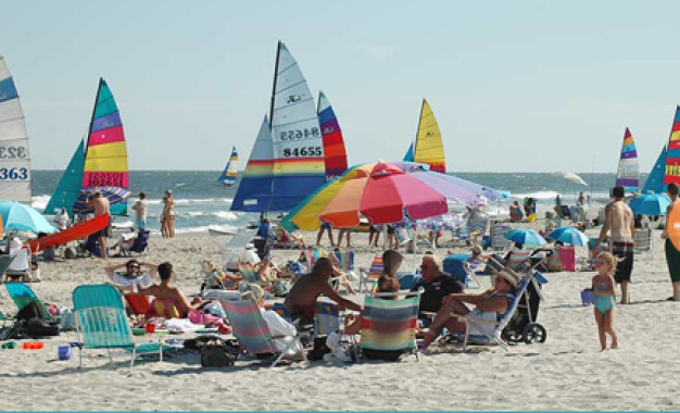New Jersey announces $128 million  for beach and dune projects