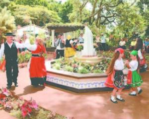 Maui (Havai) celebrou herança portuguesa
