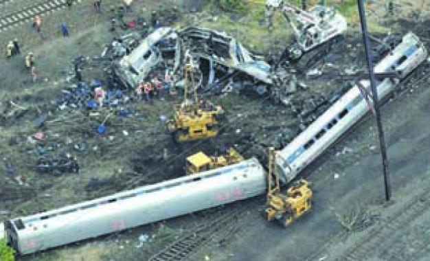 É português o cobrador do  comboio do AMTRAK um dos feridos do acidente de Filadélfia