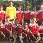 Os Internationals (sub-13) do Ironbound SC