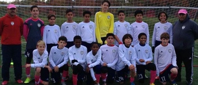 Internationals (sub-13) do Ironbound SC