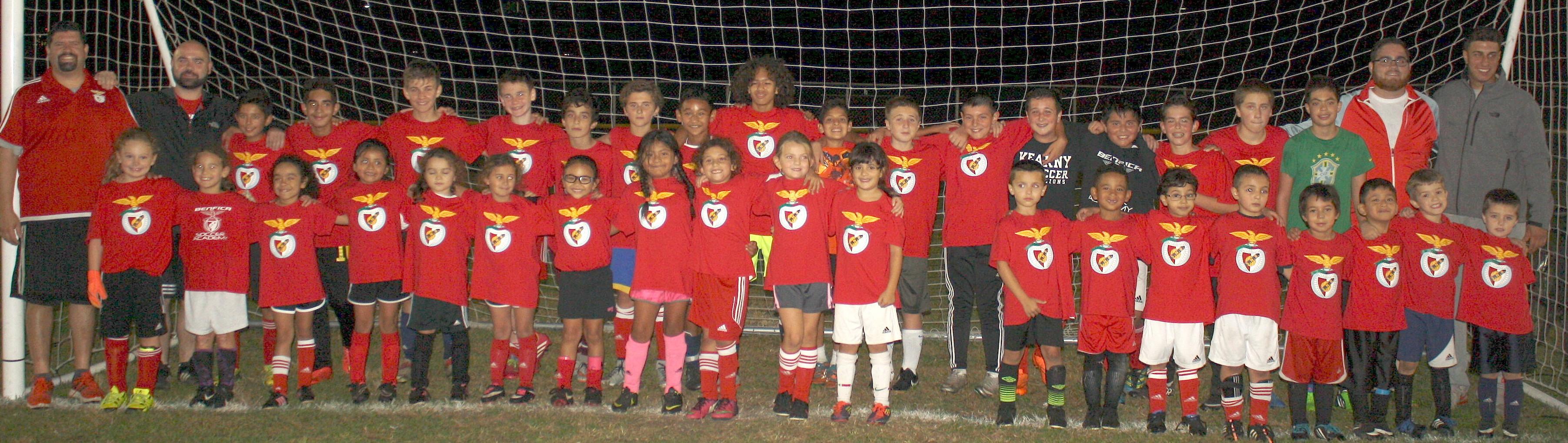 Benfica Soccer Academy