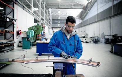 Empresa francesa projecta nova fábrica de componentes para aeronáutica em Évora