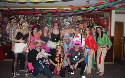 NEWARK, NJ   Baile de Carnaval do Newark e Benfica