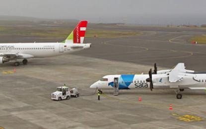 PICO: Aeroporto recebeu primeiro voo internacional