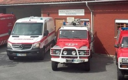 PONTE DE LIMA: 24 milhões para renovar frota dos bombeiros
