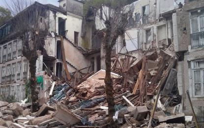 TERRAS DE BOURO: Antigo hotel vai ser demolido após derrocada parcial