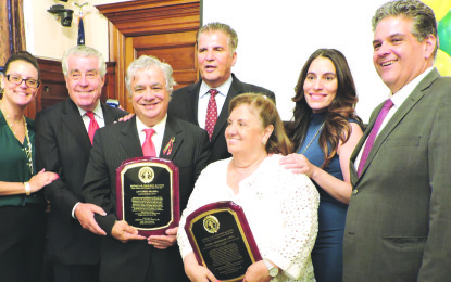 Essex County executive DiVincenzo hosts 2016 Portuguese Heritage Celebration
