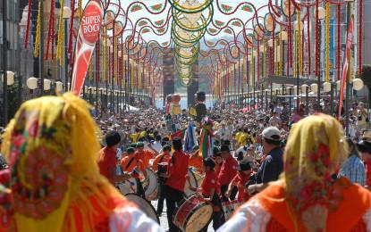 Mais de um milhão de pessoas em três dias  de romaria da Agonia em Viana do Castelo