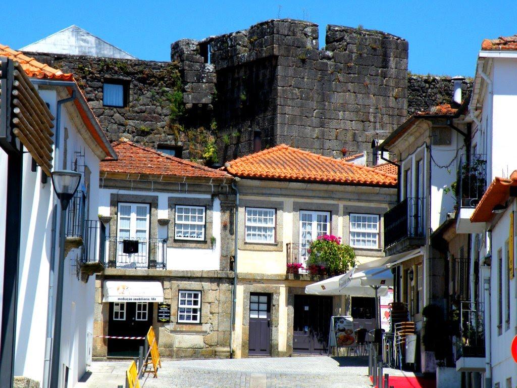 Vila nova de cerveira congratula se com recupera o de castelo degradado lusoamericano - Vilanova de cerveira ...