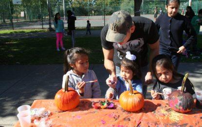Family Fun Day at Riverbank Park