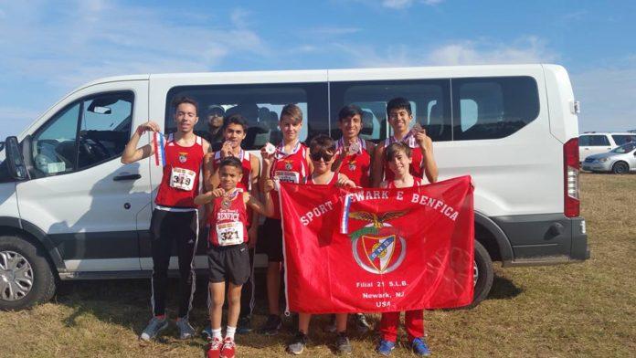 Atletas do Sport Newark Benfica