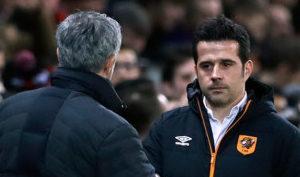 Mourinho e Marco Silva