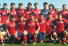 Bulldogs (sub-16) do Ironbound SC