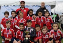 Os Raiders (Sub-10) do Ironbound SC