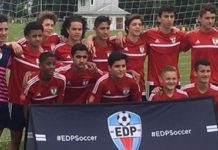 Os Fever (sub-15) do Ironbound SC