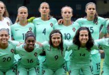 Selecção Portuguesa Feminina