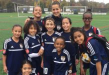 As Pride (sub-11) do Ironbound SC