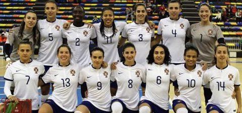 Selecção Portuguesa de Futsal Feminino
