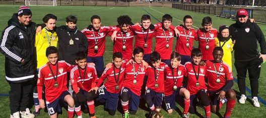 ISC Eagles U13