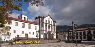 Praça do Município do Funchal