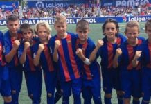 La Liga promises 2018