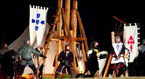 Resultado de imagem para Viagem Medieval de Santa Maria da Feira recebeu 700 mil visitantes em 12 dias