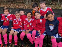 Os Revolution (sub-10) do Ironbound SC