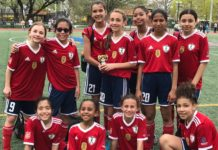 As Pride (sub-10) do Ironbound SC