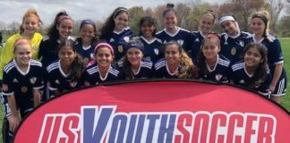 As Galaxy (sub-16) do Ironbound SC