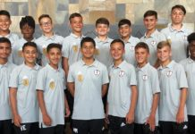 Os Inter (sub-13) do Ironbound SC