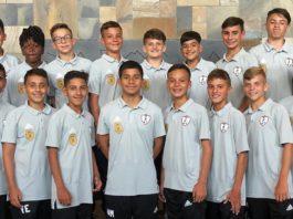 Os Inter (sub-13) do Ironbound SC